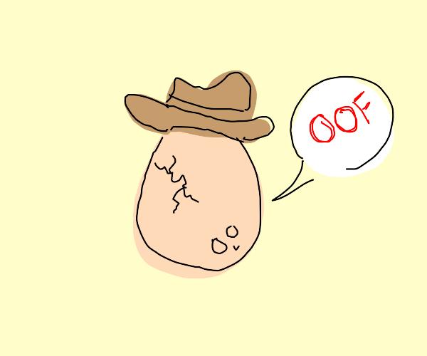 Roblox cowboy egg