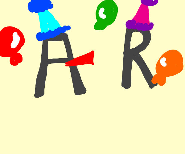 letter party