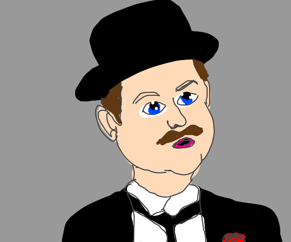 Mr. Banks from Mary Poppins