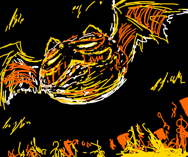 Demon Garfield: I'm sorry Jon