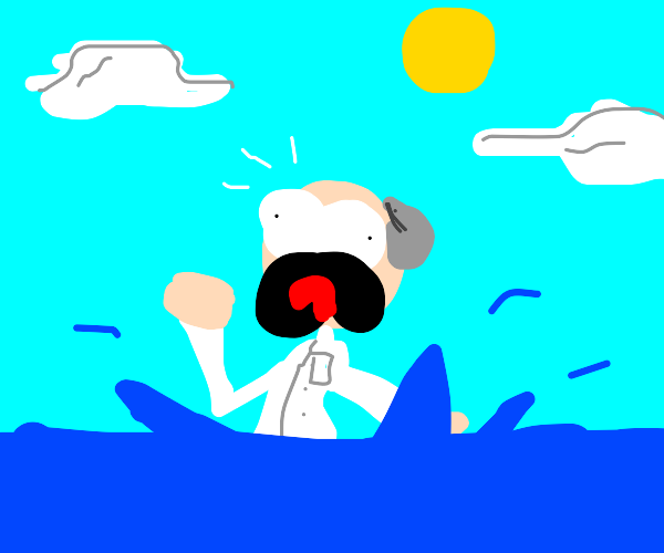 Drowning scientist