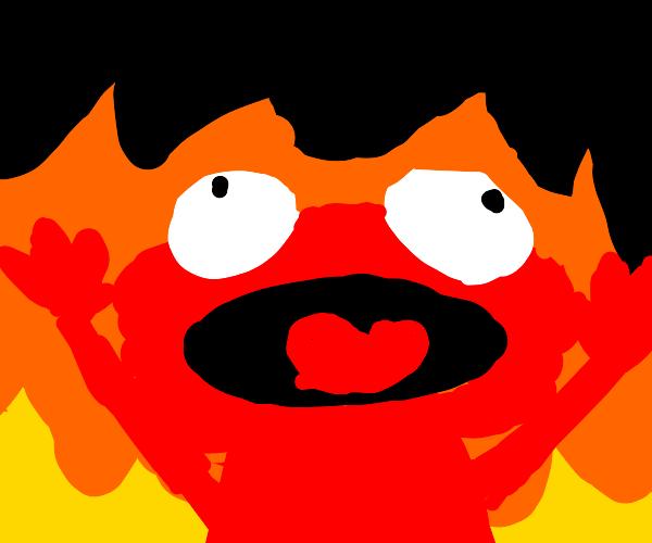 Elmo in Hellmo