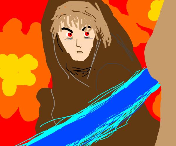 Anakin on Mustafar: Abridged