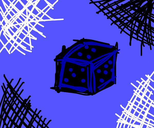 black occult dice