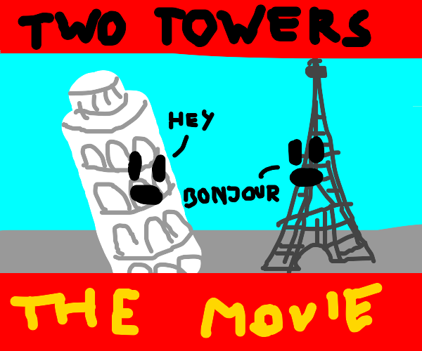 Two towers the movie