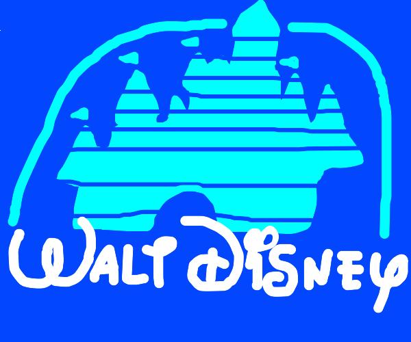 Disney's cursive logo