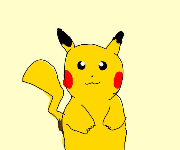 Cartoon Pokemon