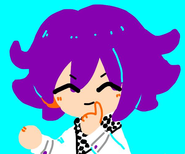 Anime character named Kokichi