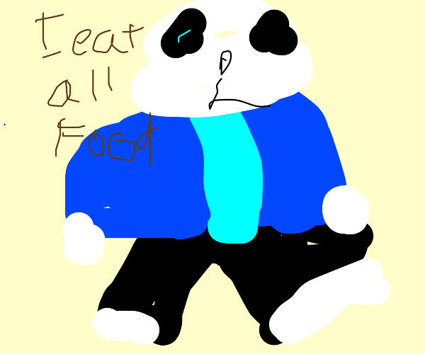 Sans is obese