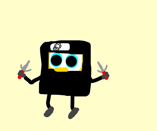 Ninja  spongebob
