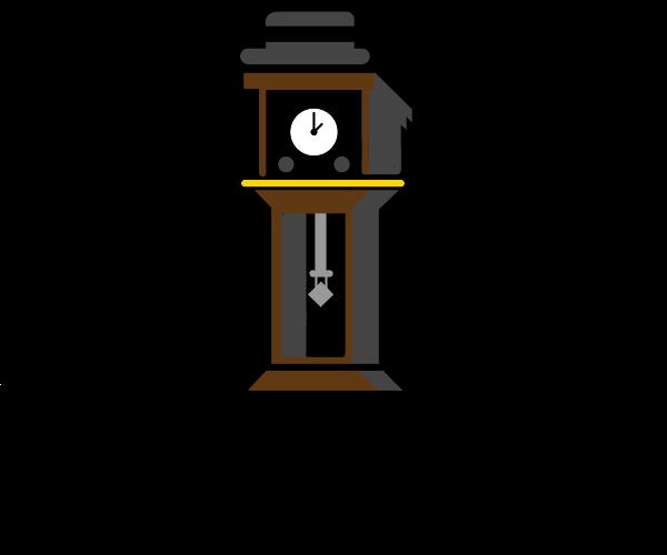 Mister Clock is a very fancy Clock