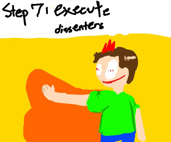 Step 6: Make the U.S better