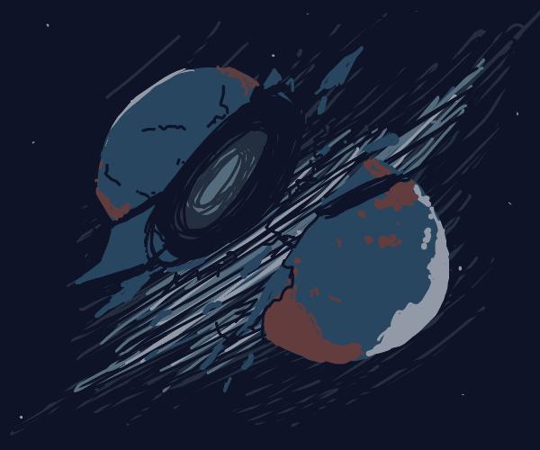 an earth apart
