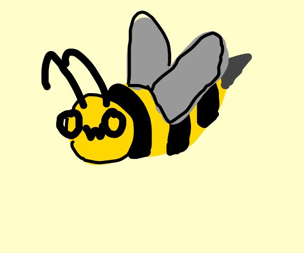 a bee owo