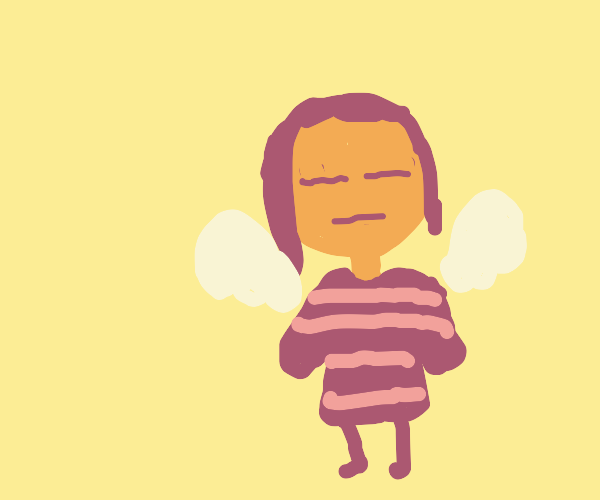 Frisk the Angel will see you now.