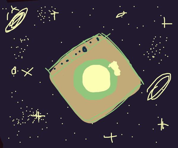 Space Washing Machine