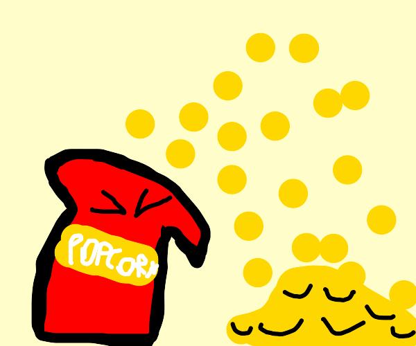Sick Popcorn