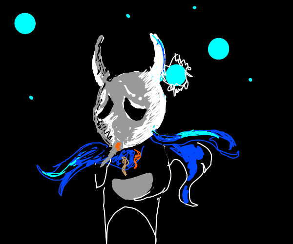 Hollow Knight is bankrupt and eats grey soup.