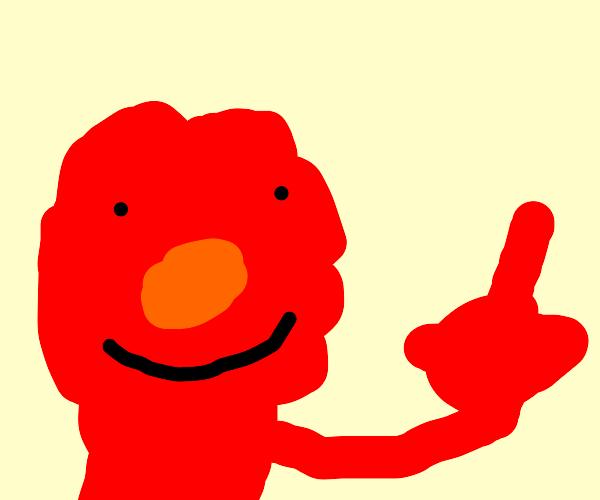Elmo why
