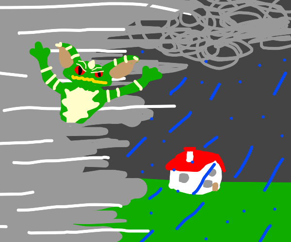 Gremlin in a Tornado