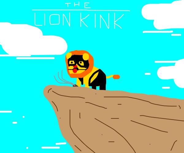 The Lion Kink