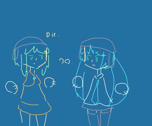 World War Vocaloid