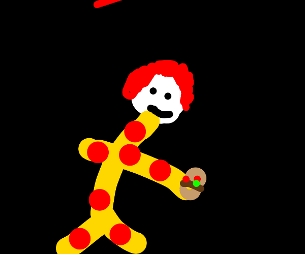 Ronald the MacDonald