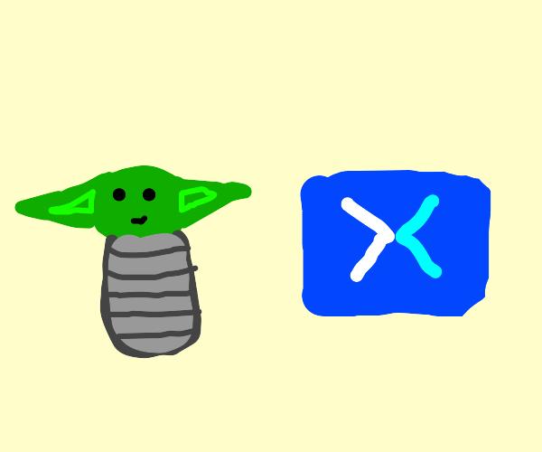 yoda mixer