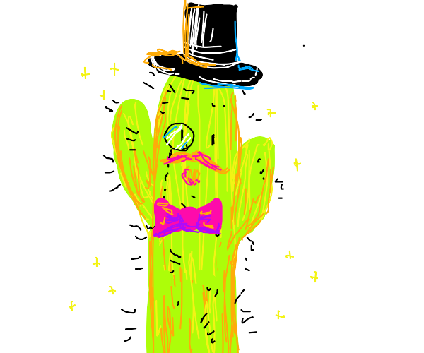 Dapper Cactus