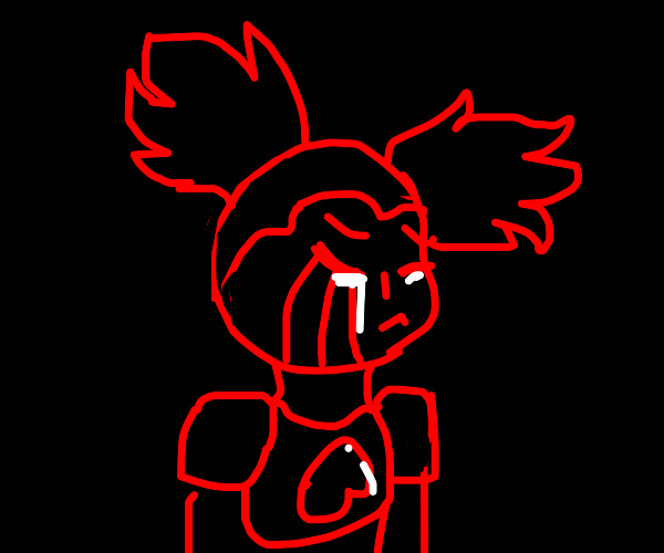 Sad spinel (steven universe)