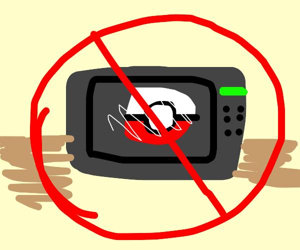 DO NOT Microwave Pokeballs