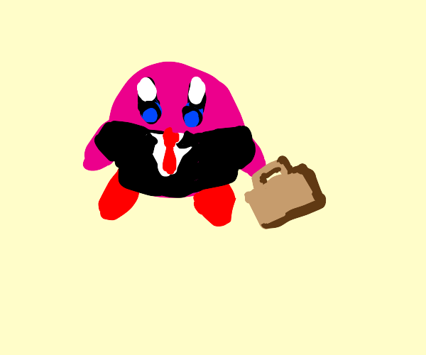 kirby business casual