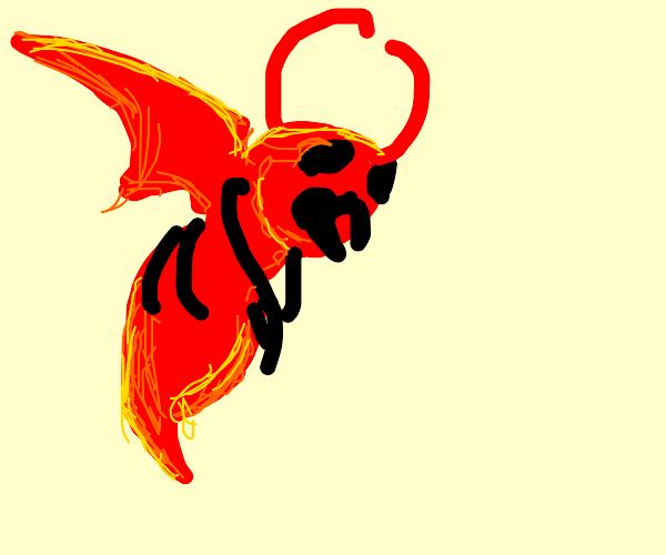 Ant demon