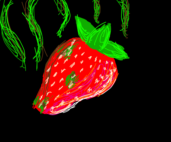 Stinky strawberry