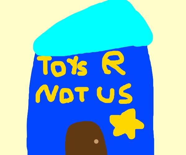 Counterfeit toysRus