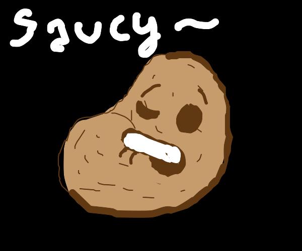 soucy potato