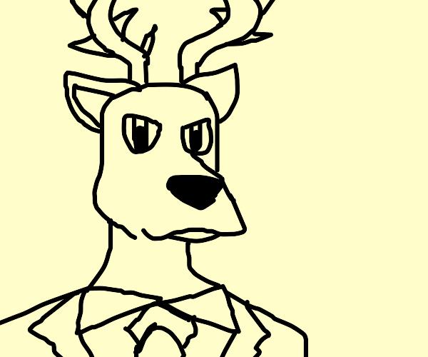 Mellow Reindeer