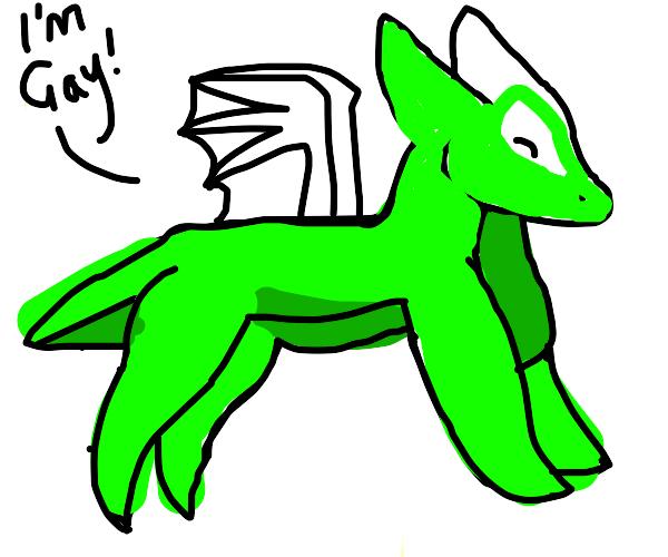 Gay dragon