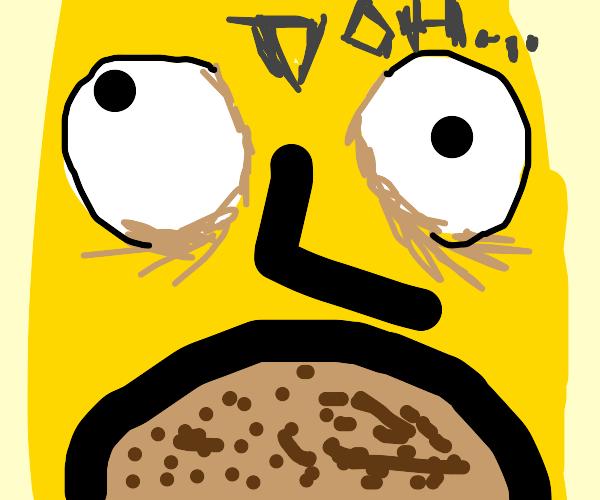 homer says doh