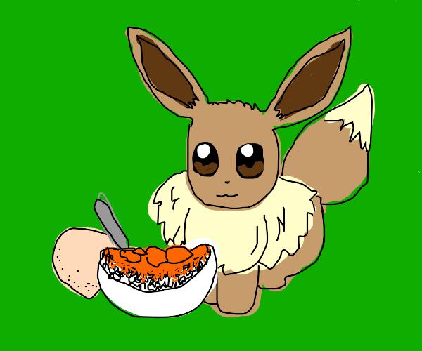 Curry eevee