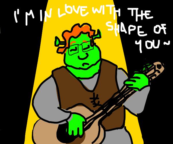 Shrek Sheeran