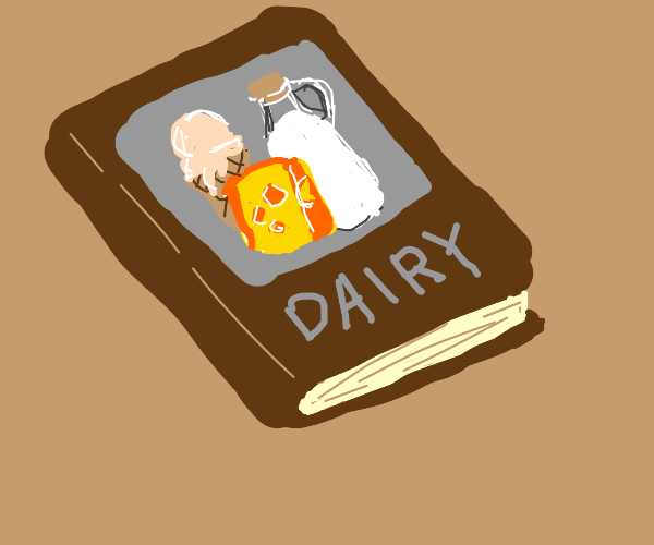 Dairy book
