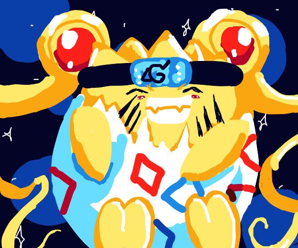 Sailor moon as a hatchimal