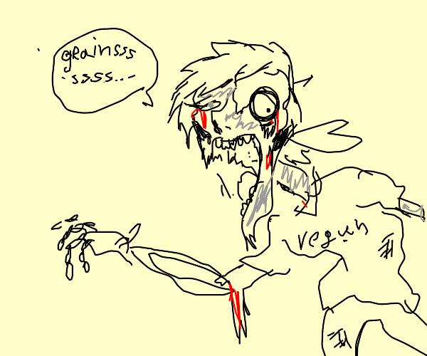 Vegan zombies