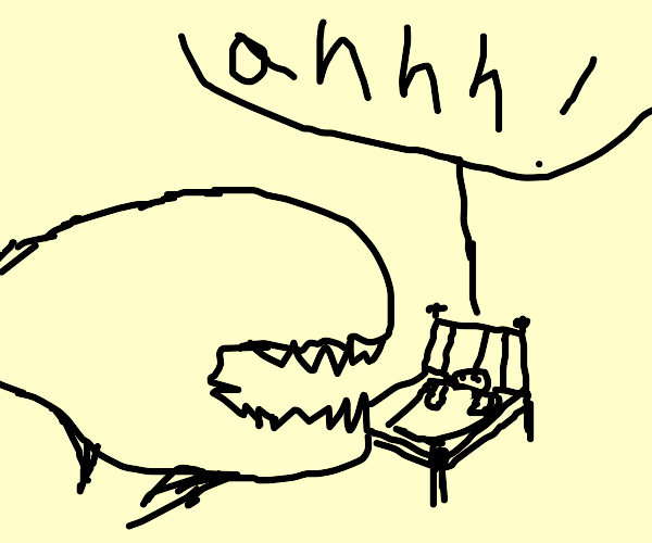 ALIEN is guy's sleep paralysis demon