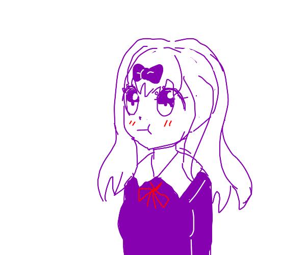 cute anime gorl