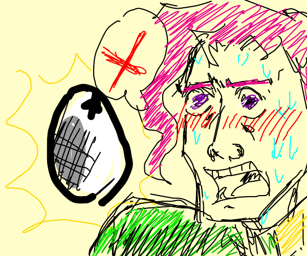 Kakyoin insists he is not the mother