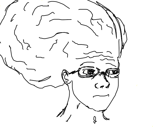Drawing with a Brain