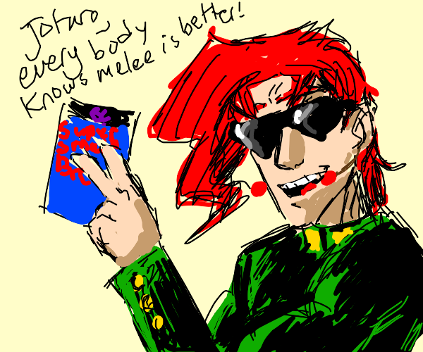 Red haired schoolboy loves SSB