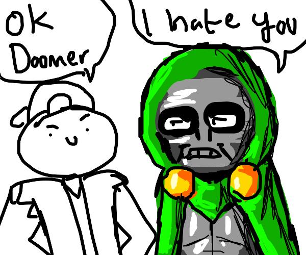 Doomer Memes Drawception